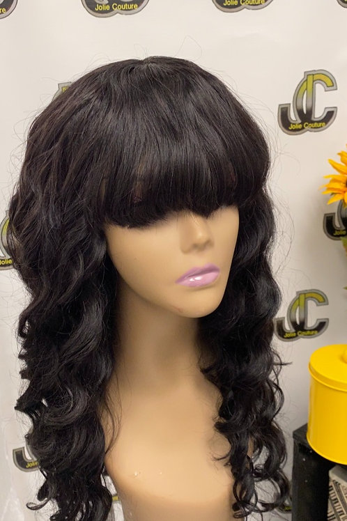 "Loose Deep 18"" Human Hair"