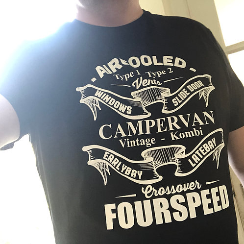INFOURSPEED words T-Shirt