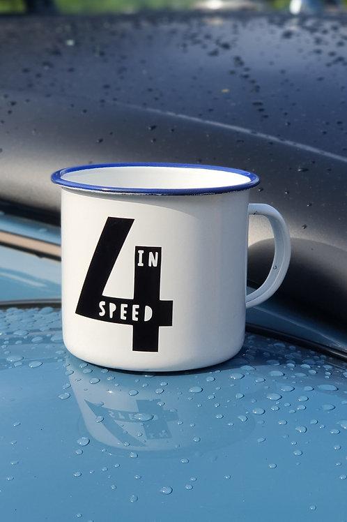 In4Speed Tin Mug