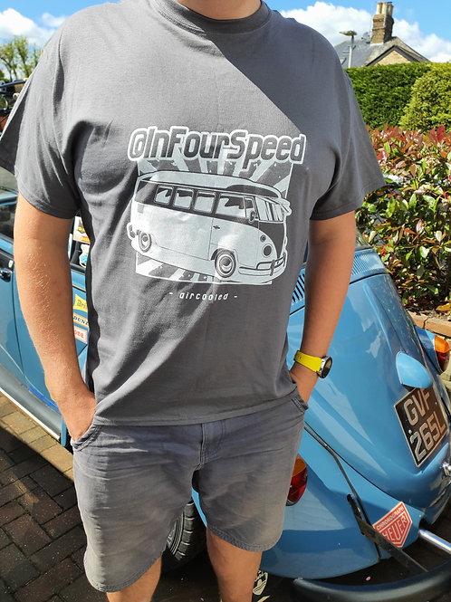 Splitscreen T-shirt