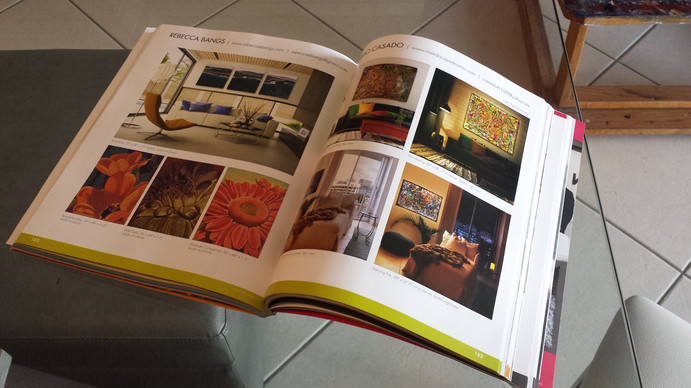 Blink Art Catalog