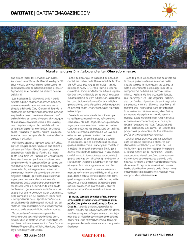 Caritate Magazine