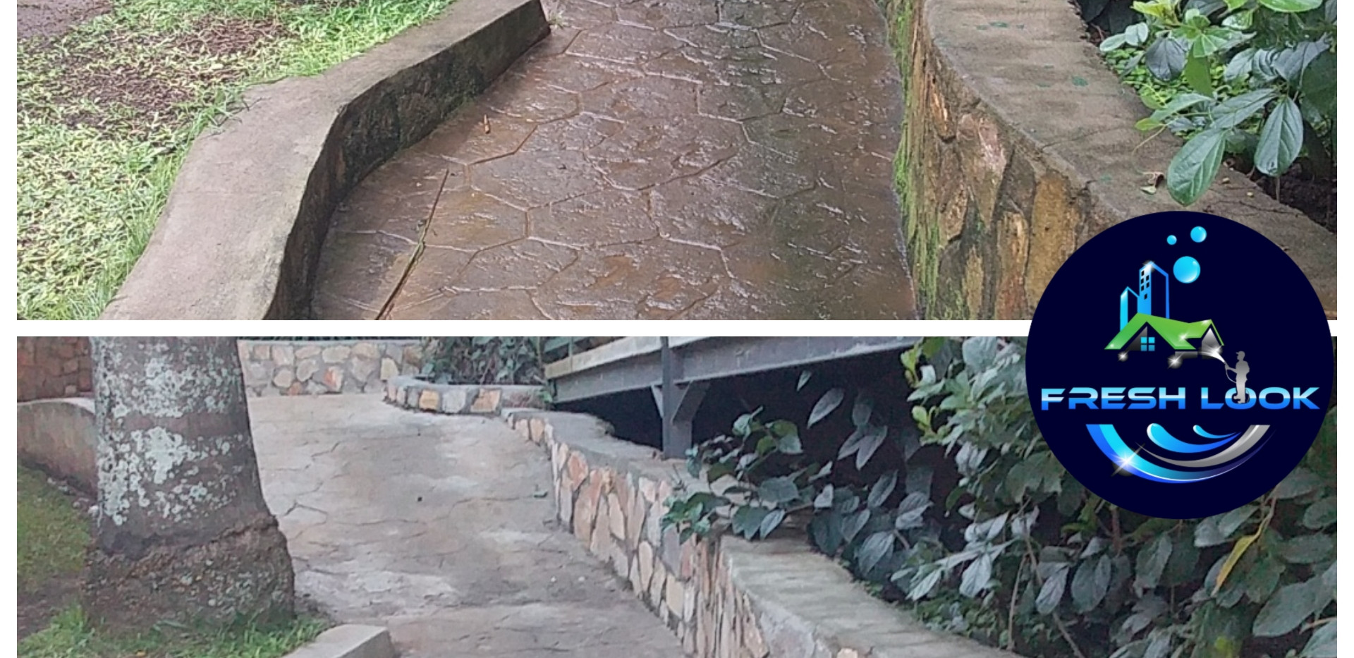 Stone cleaning - commercial