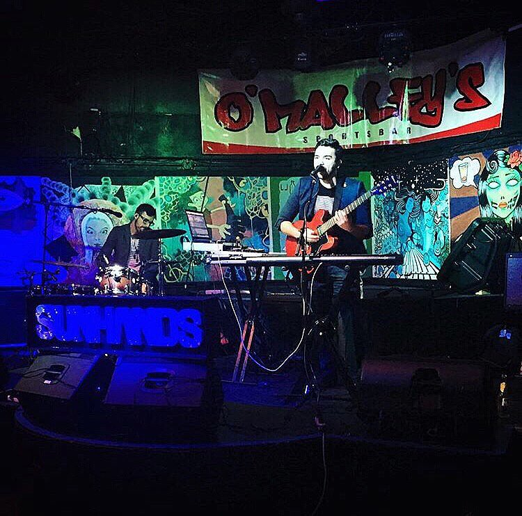 Live performance at O'Malleys