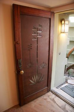 agave door