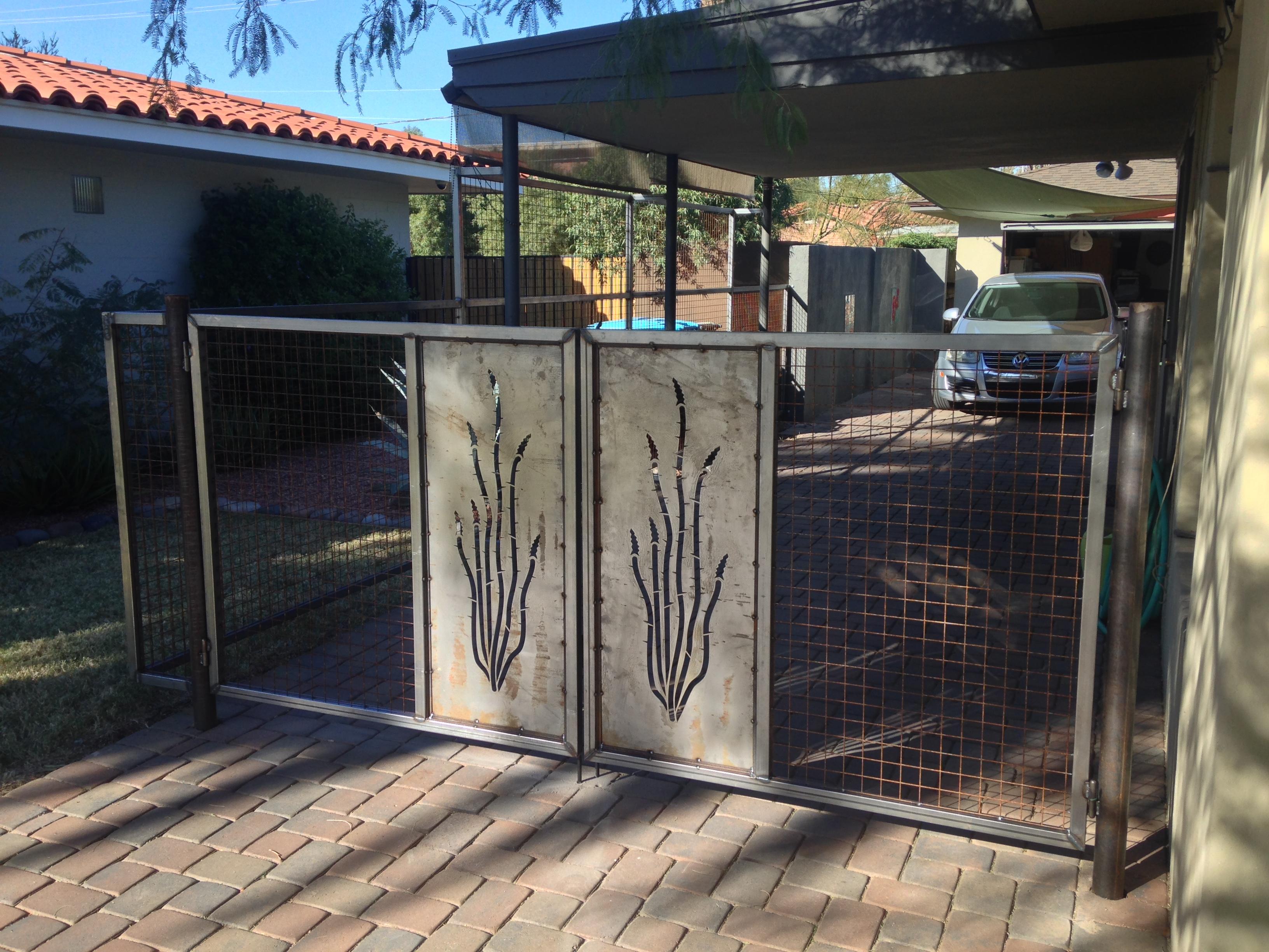 ocotillo double gate