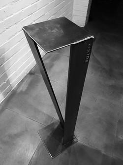 modern pedestal