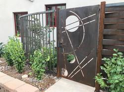 rebar fence & Gate