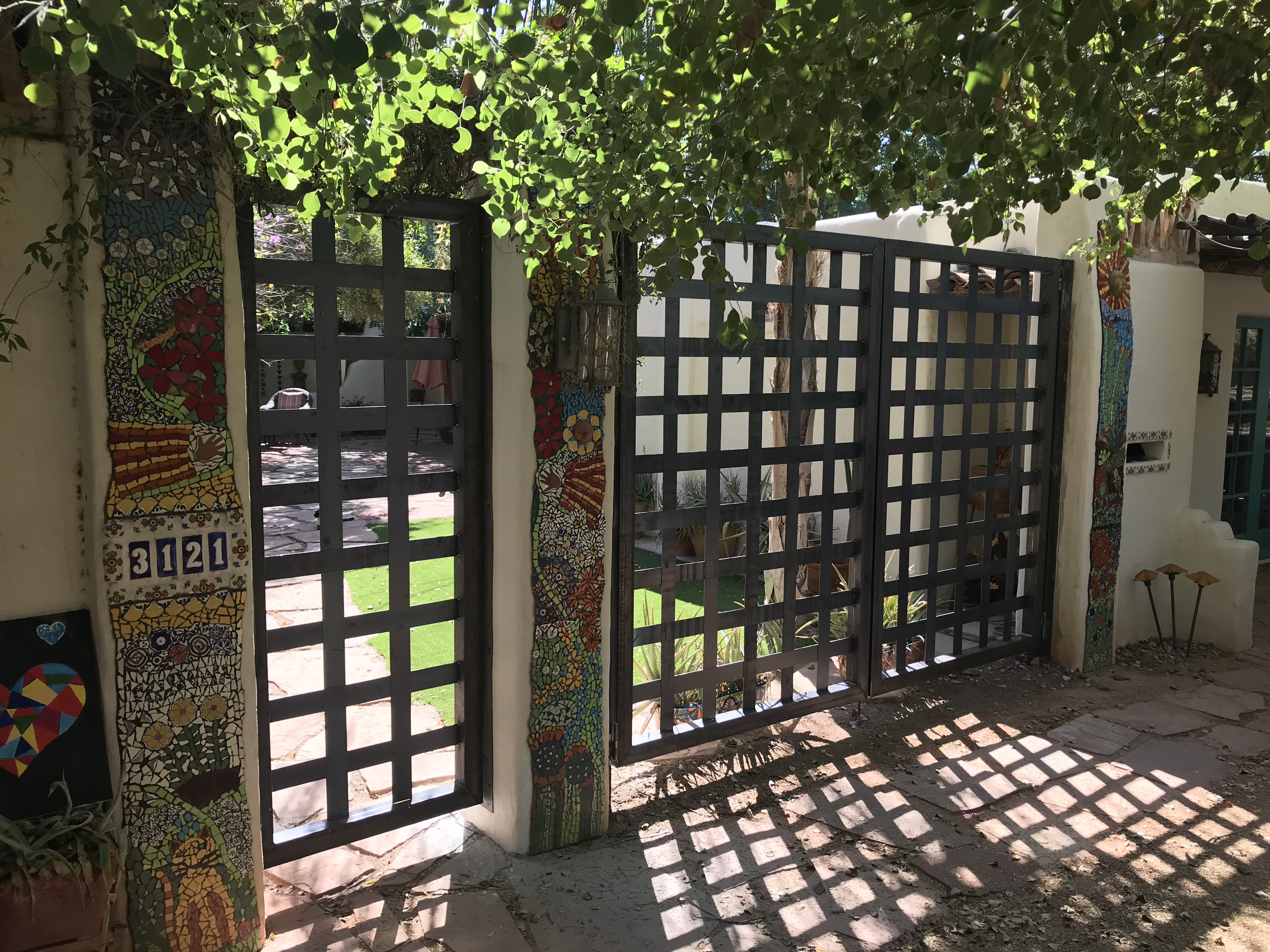 Woven Gates
