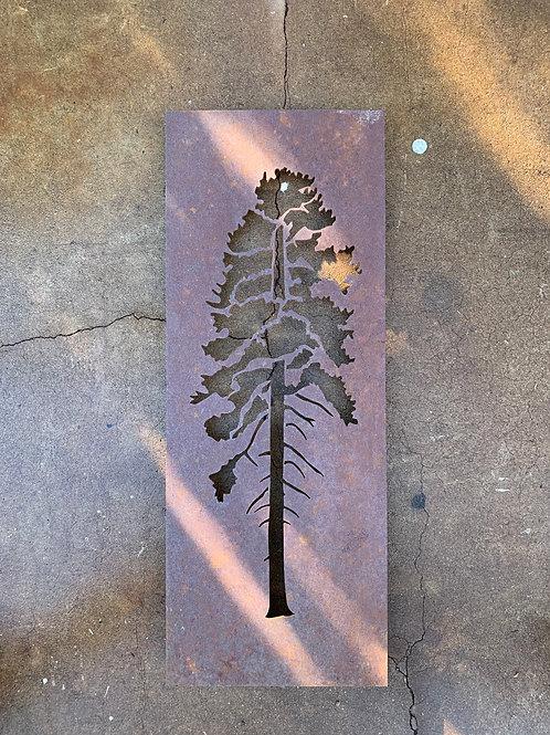 Medium Ponderosa Pine panel