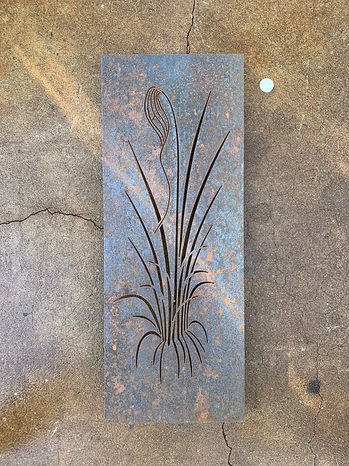 Small Beargrass panel