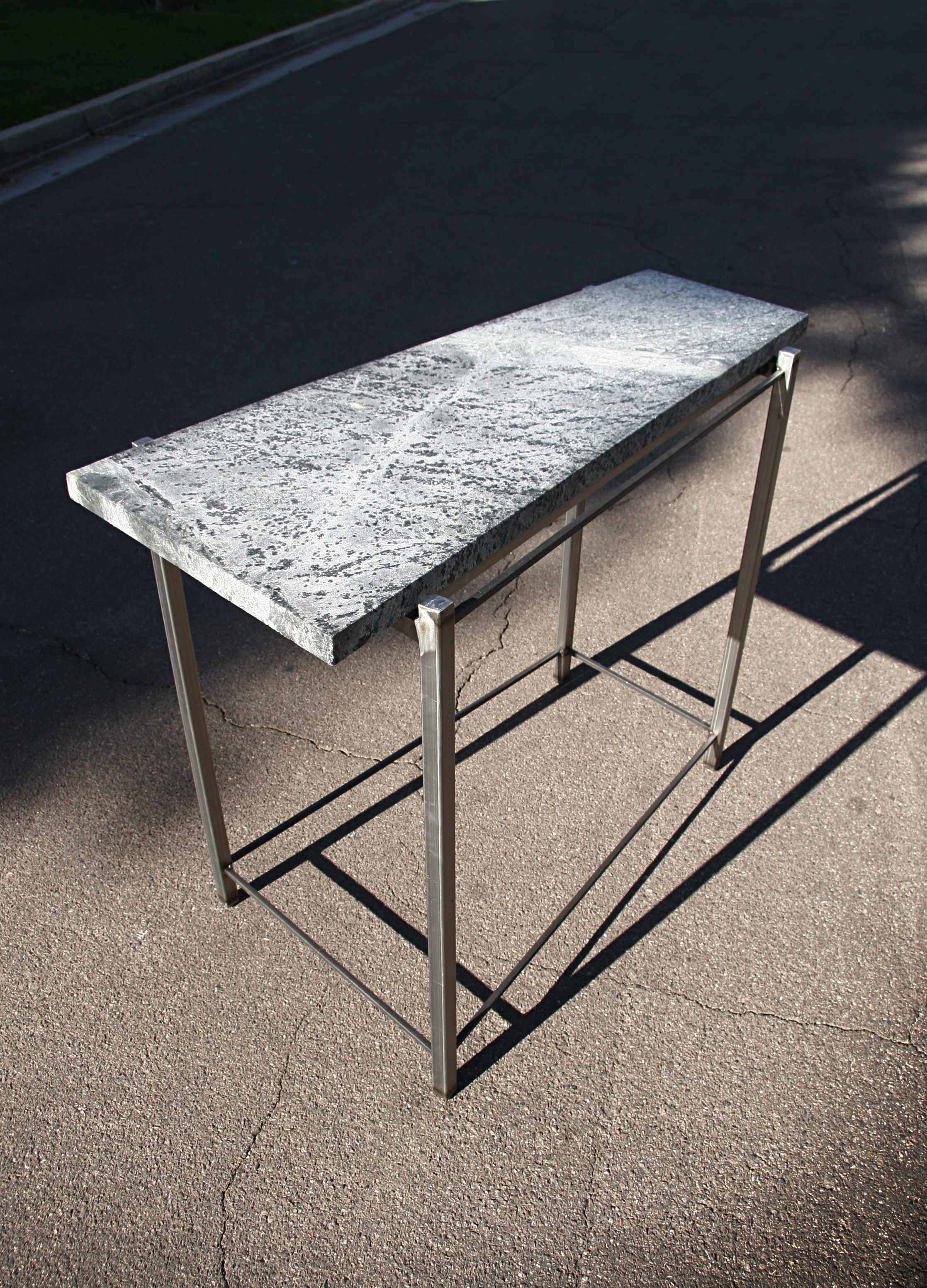soapstone table
