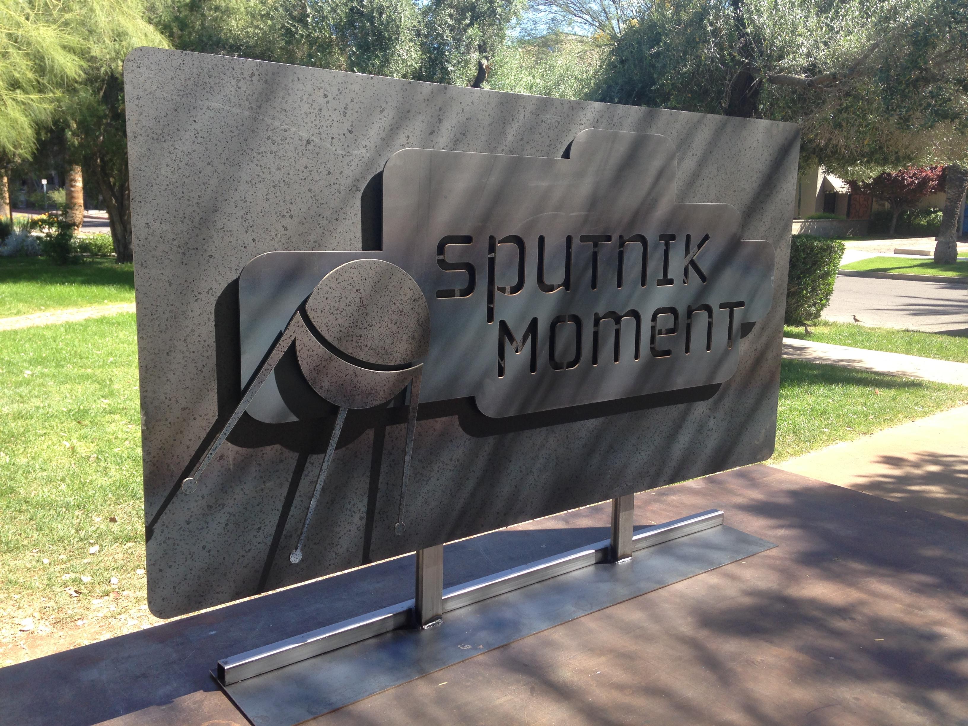 Sputnik sign