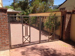architectural gates