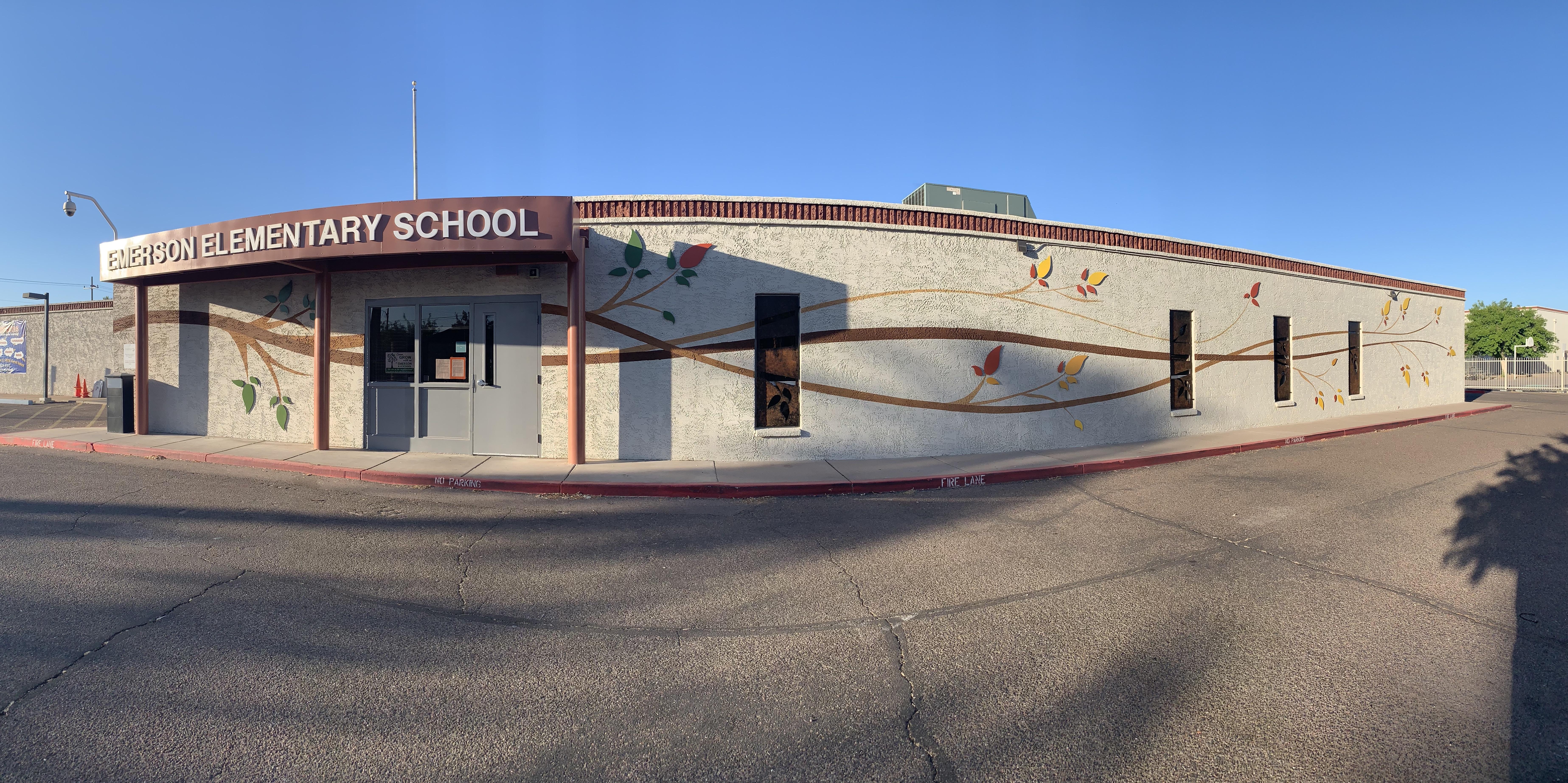 Emerson Elementary Facade