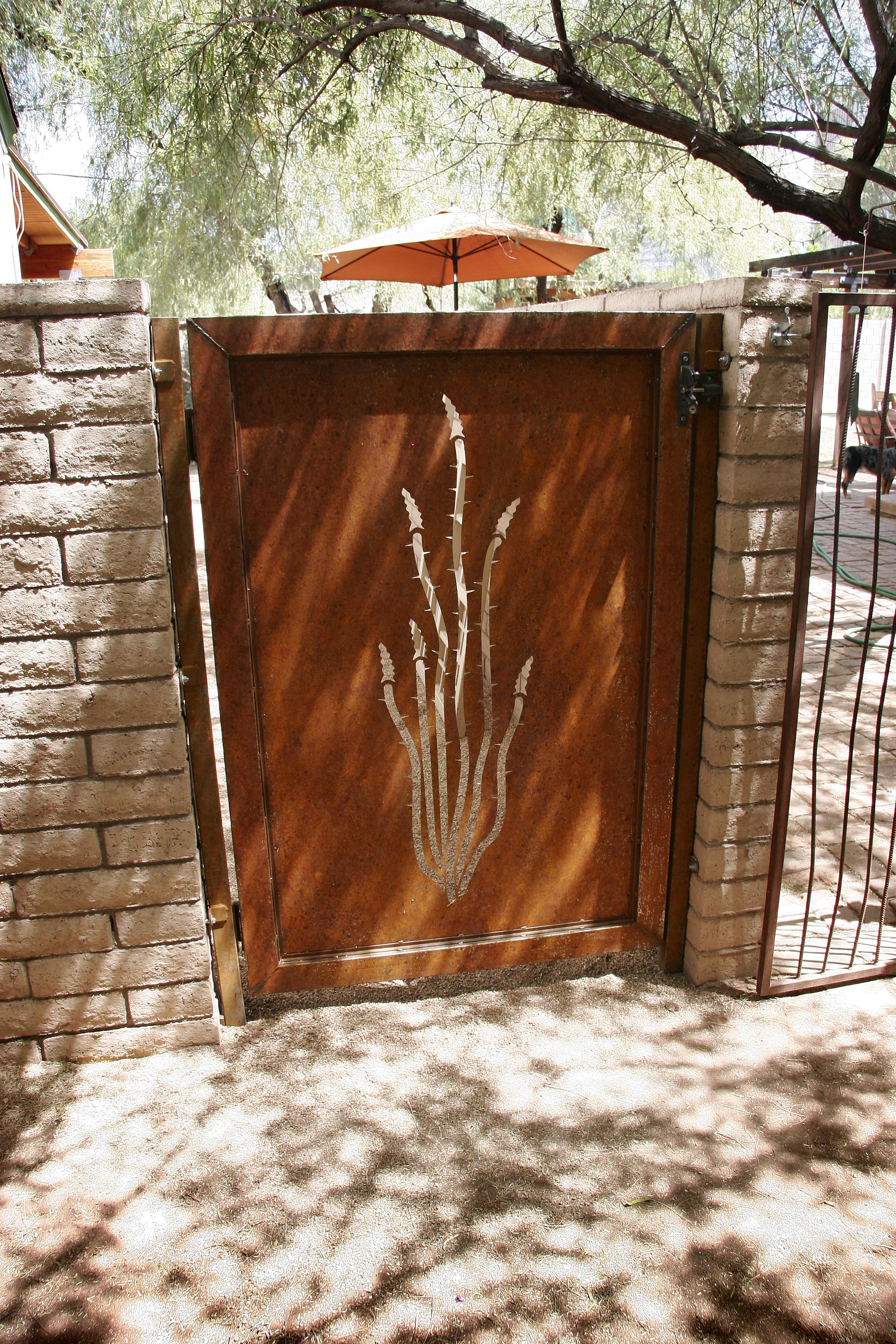 ocotillo gate