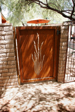 ocotillo gate