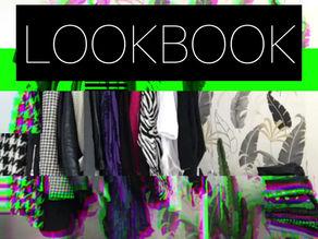 LOOKBOOK N°1 (partie 1) : Détails des tenues