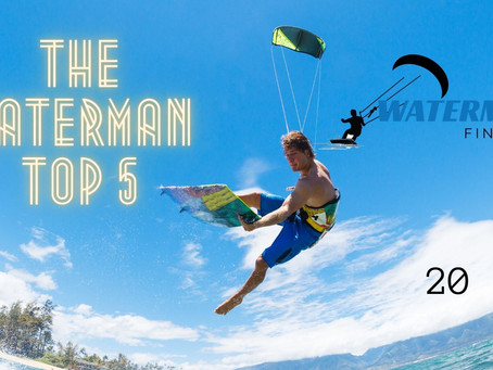 Top 5 Extreme Water Sports Videos of the Week - 20 January
