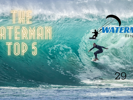 Top 5 Extreme Water Sports Videos of the Week - 29 January