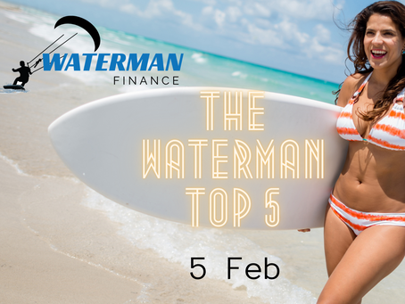 Top 5 Extreme Water Sports Videos of the Week - 5 February