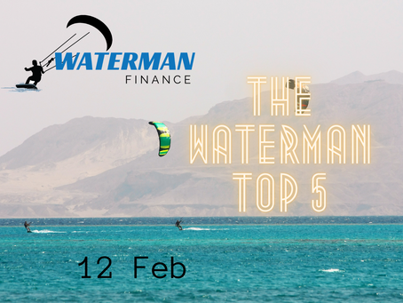 Top 5 Extreme Water Sports Videos of the Week - 12 February