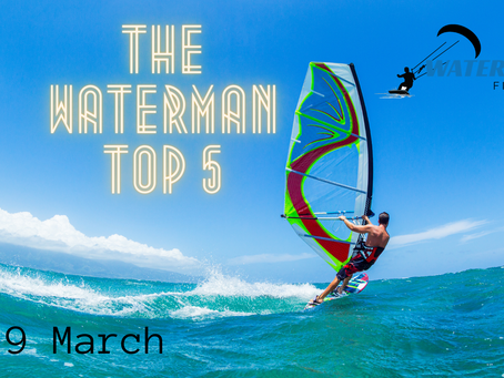 Top 5 Extreme Water Sports Videos of the Week - 18 March