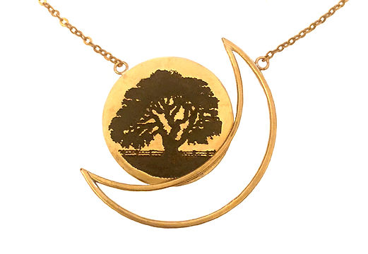 Valley of the Moon necklace