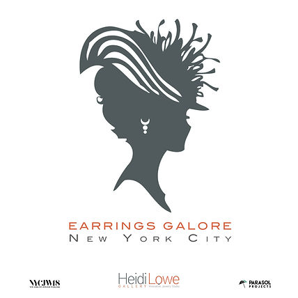 Camille Torres Designs Earrings Galore 2018 New York City Jewelry Week NYCJW