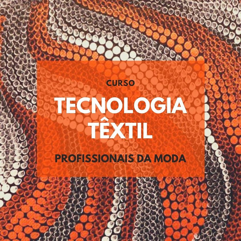 TECNOLOGIA TÊXTIL PARA PROFISSIONAIS DA MODA