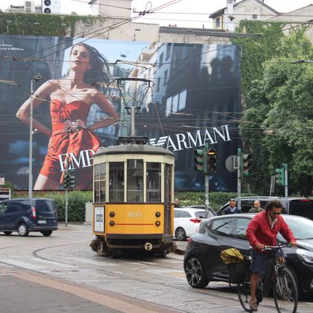 Por que Milão é uma capital da moda?