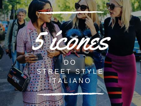 Quer saber quem são os 5 ícones do street-style italiano?