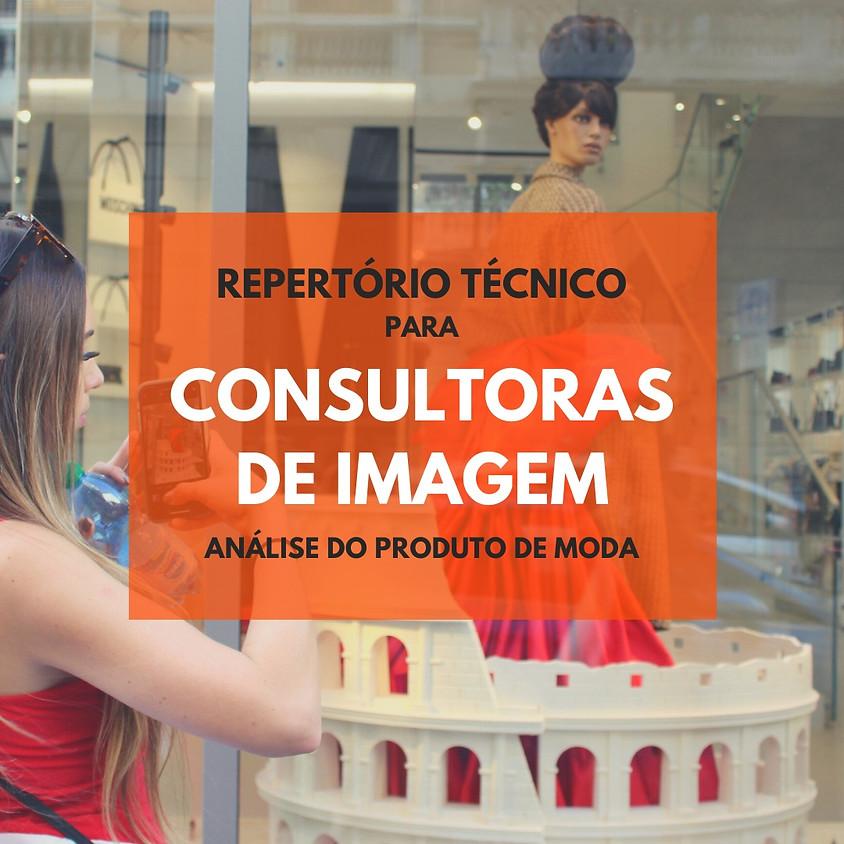 REPERTÓRIO DE MODA PARA CONSULTORAS DE IMAGEM - OFERTA
