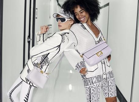 Arte e moda: a nova collab da Fendi