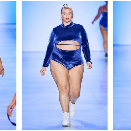 Plus Size: New York Fashion Week
