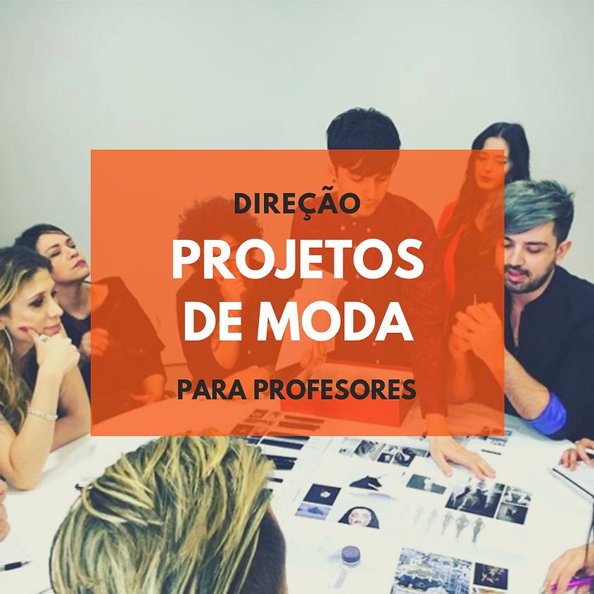 DIREÇÃO DE PROJETO DE MODA (PROFESSORES)