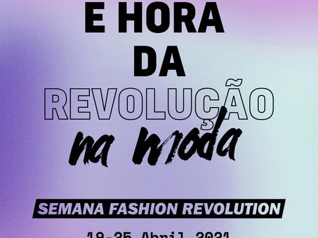 Semana Fashion Revolution: como contribuir para essa mudança