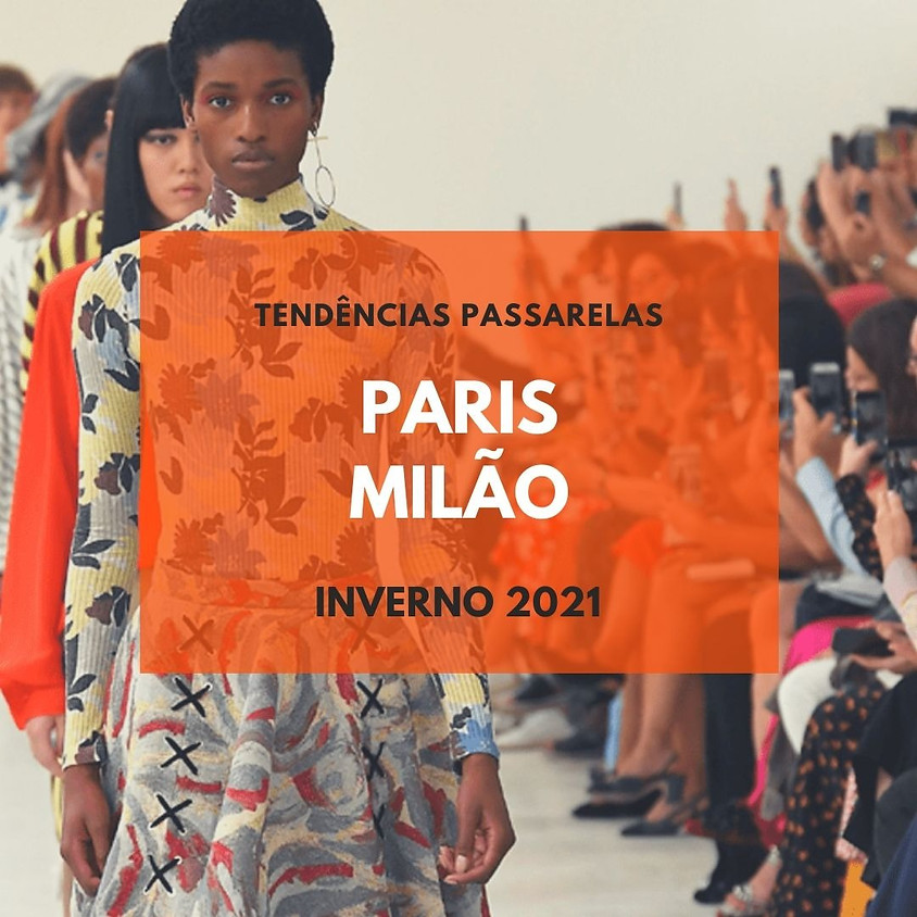 Tendências de moda Paris e Milão - Inverno 2021 (1)