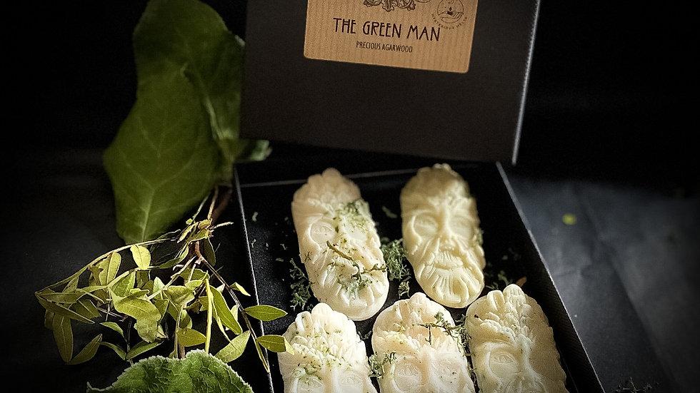 THE GREEN MAN | Precious Agarwood