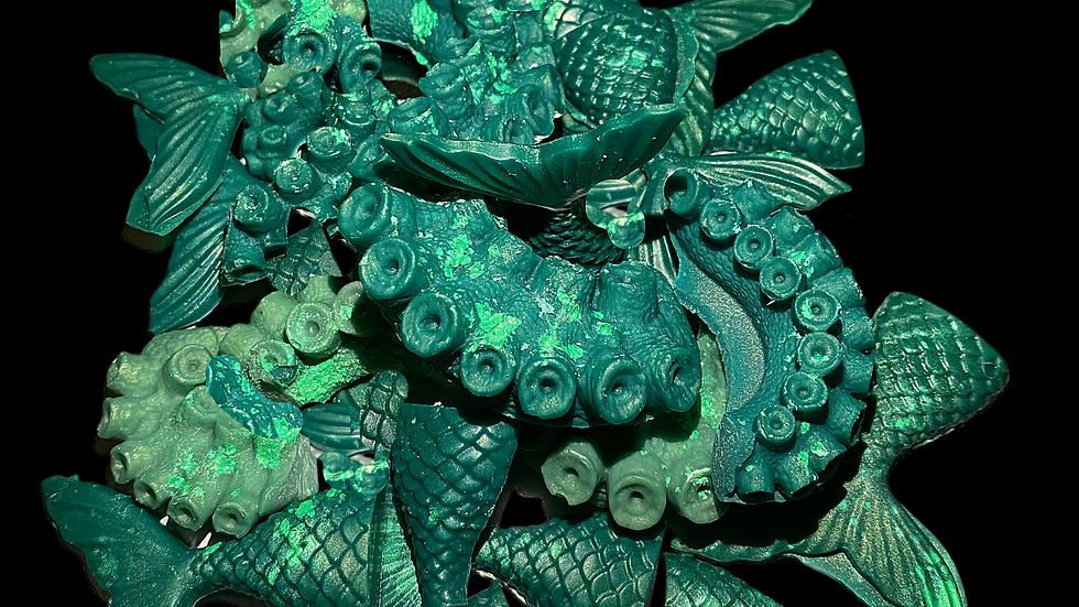 THE KRAKEN | Cypress & Sea Fennell