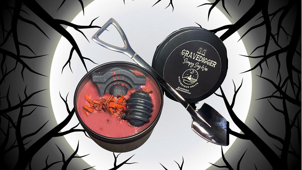 GRAVEDIGGER   Smaug - Dragons Blood