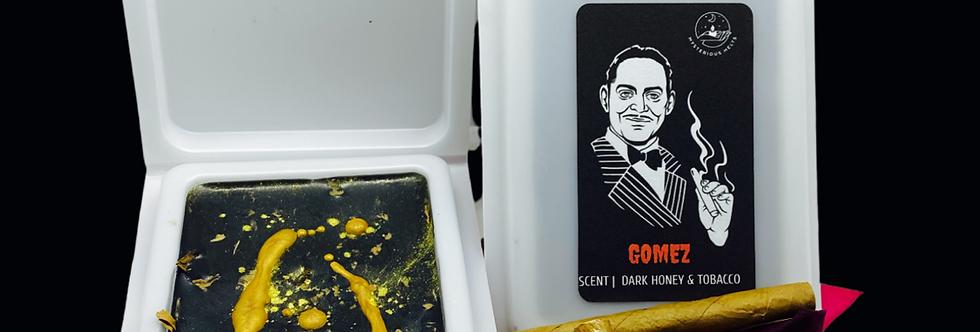 GOMEZ | Dark Honey & Tabacco