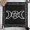 Thumbnail: TRIPLE MOON | Altar Cloth