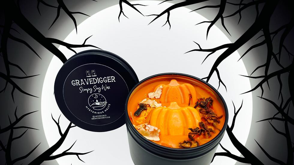 GRAVEDIGGER | Samhain - Pumpkin Spice