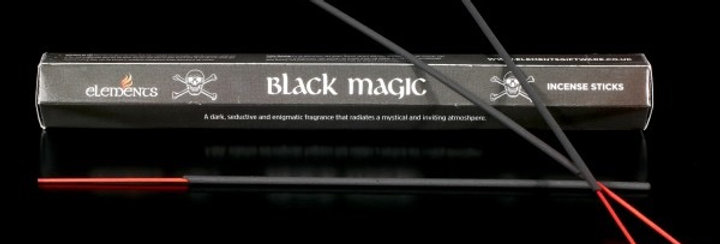 ELEMENT BLACK MAGIC | Incense Sticks (20)