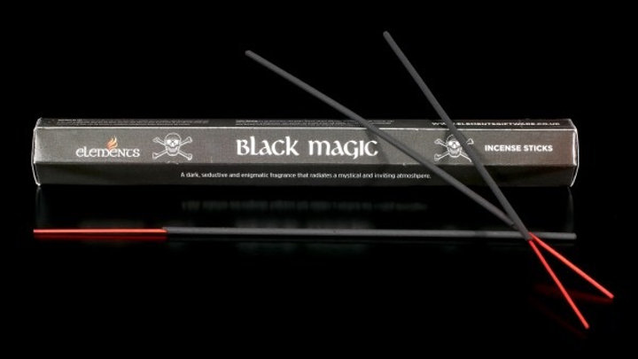 ELEMENT BLACK MAGIC   Incense Sticks (20)