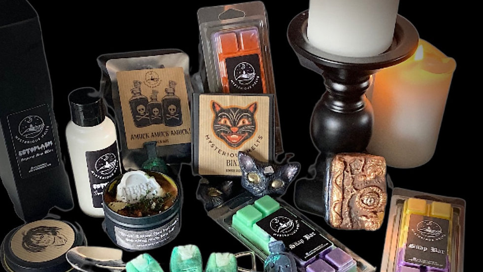 A BUNCH OF HOCUS POCUS   Full Collection (PREORDER)