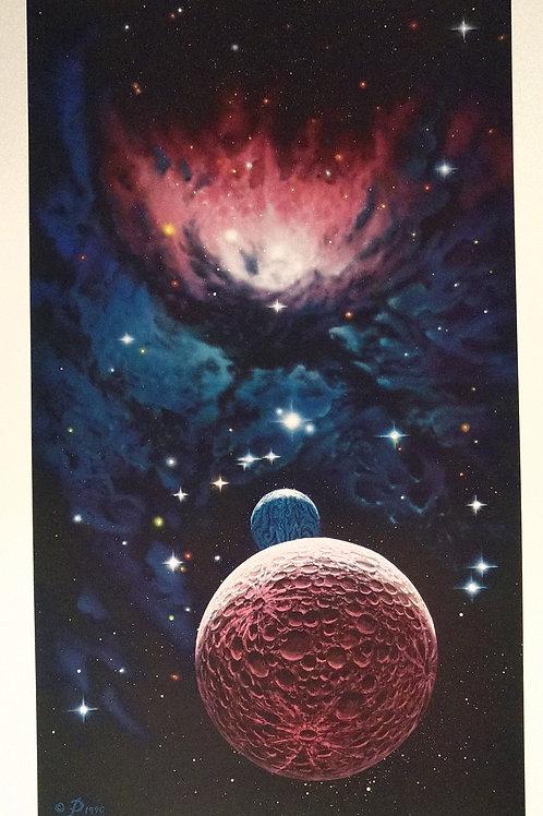 Nighthawk Nebula
