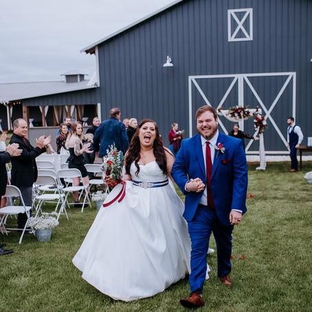 Emily + Jacob | Wedding | White Crest Farms | Carrollton, Ga
