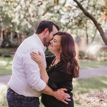 Annie and Erik | Engagement | Savannah, GA